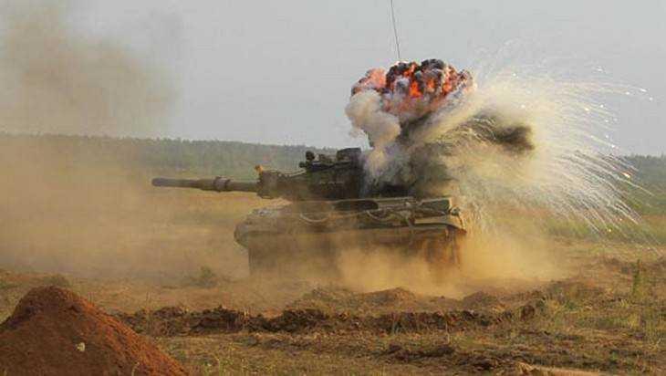 «Штурм» разорвал в клочья бронетехнику под Брянском
