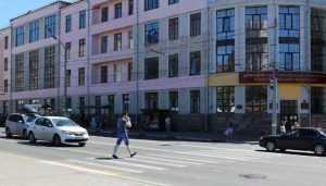 Ленивые победили в пустом голосовании по поводу «зебры» в центре Брянска