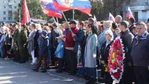 В Унече отпраздновали День освобождения от фашисткой оккупации