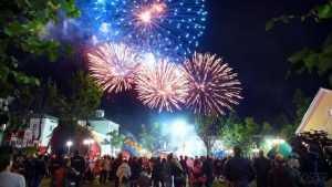 В Новозыбкове Брянской области отгремел праздничный салют