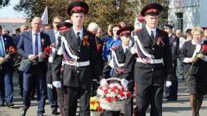 В Стародубе отпраздновали День освобождения и 937-летие