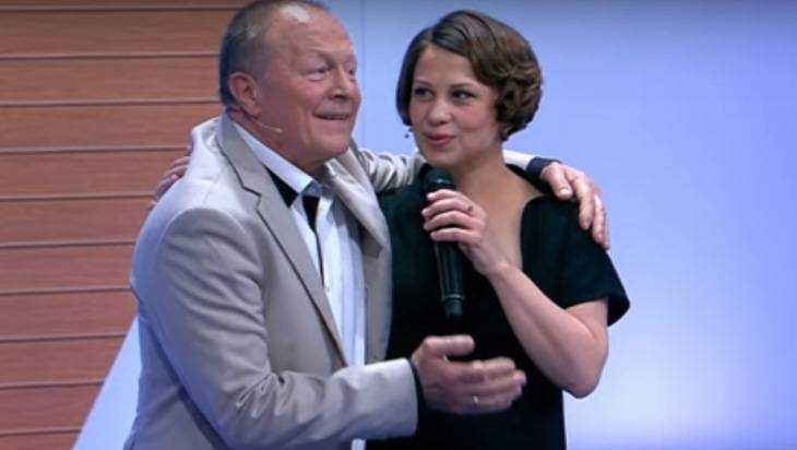 Первый канал рассказал о брянской любви актёра Бориса Галкина