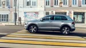Volkswagen Tiguan становится доступнее