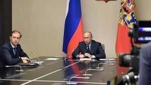 Президент Путин рассказал о будущем брянского военного завода
