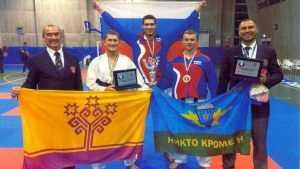 Брянский спортсмен завоевал международный кубок по каратэ WKC