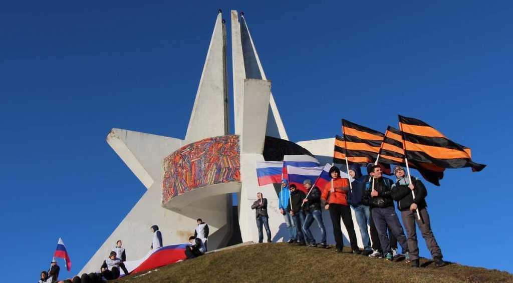 В Брянске продолжат реконструкцию Кургана Бессмертия и парка Пушкина