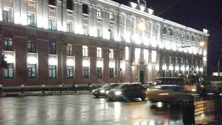 На улицах Брянска установят новые светильники за 70 миллионов