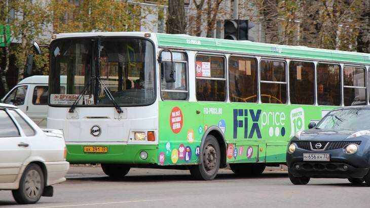 Власти Брянска закупят 60 новых автобусов