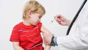 В Брянске разрешили не пускать малышей в детсады без прививок Манту
