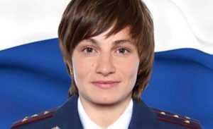 Капитан брянского УФСИН Юлия Котова стала чемпионкой ведомства по самбо