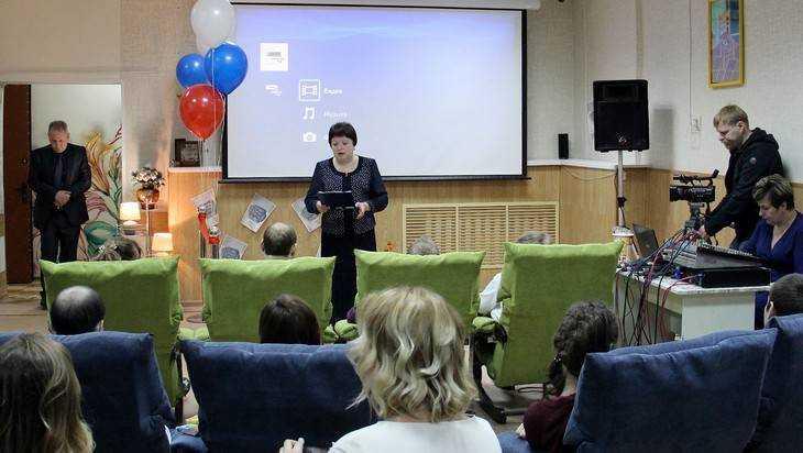 В Брянске открыли уникальный кинозал для особенных детей