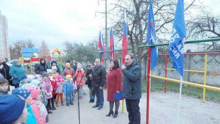 На Почтовой улице Брянска прошел веселый праздник двора