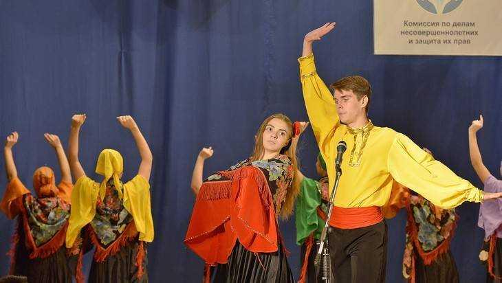 В Брянске провели фестиваль для детей «Территория понимания»