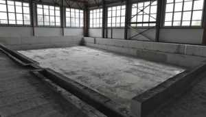 Забытый бассейн в Брянске достроят за 178 миллионов рублей в 2018 году