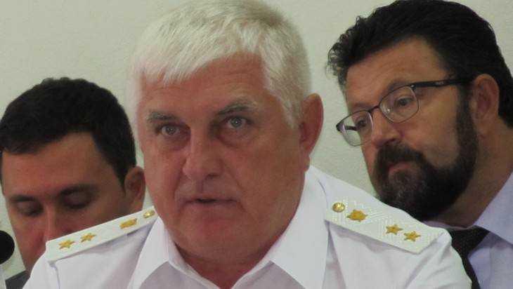 Прокурор Брянской области Войтович выслушает жалобы в Дятькове