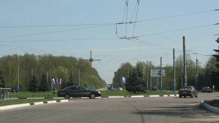 В Брянске изменят правила проезда кольца у мясокомбината