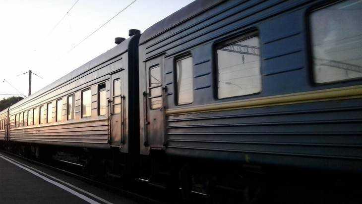 В Брянске сняли видео о растерянных украинских проводниках-мясниках