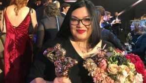 Журналистку из Брянска Анастасию Пак наградили премией ТЭФИ