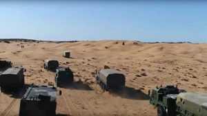 Военные проверили брянскую технику в экстремальных условиях