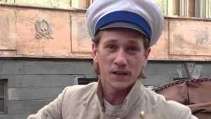 Талантливый брянский актер Антон Шагин разгневал очернителей России