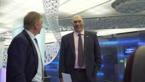 Брянский депутат Валуев и Чубайс помирились после экскурсии в «Роснано»