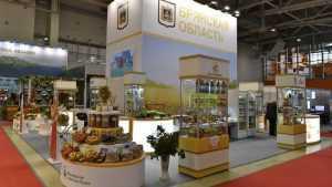 Брянские предприятия наградили 65 медалями на выставке «Золотая осень»