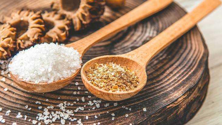 В России исчезнет поваренная соль