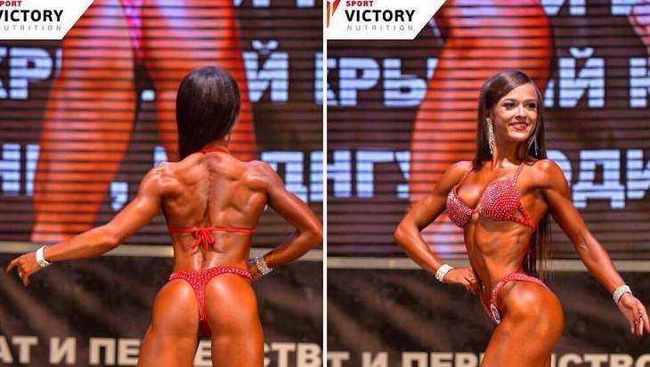 Нина Ефременко привезла в Брянск «серебро» с турнира по фитнес-бикини