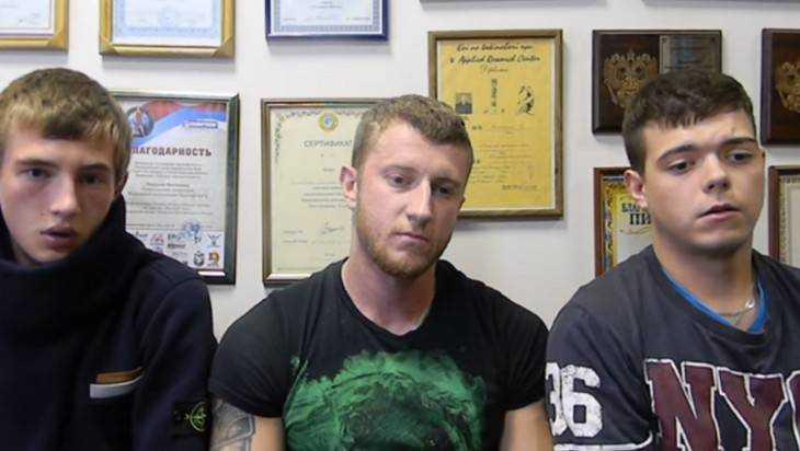 Подозреваемые в драке брянцы обвинили полицию в избиении