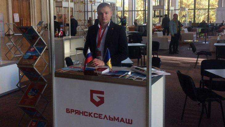 Экспозиция «Брянсксельмаш» в центре внимания на выставке EXPO-RUSSIA MOLDOVA 2017