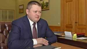 Новый директор цементного завода выдал секреты брянскому губернатору