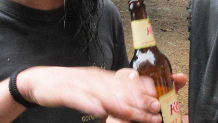 В Брянске пьяный водитель без «прав» спровоцировал ДТП