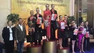 Брянск встряхнули виртуозы танцевального спорта