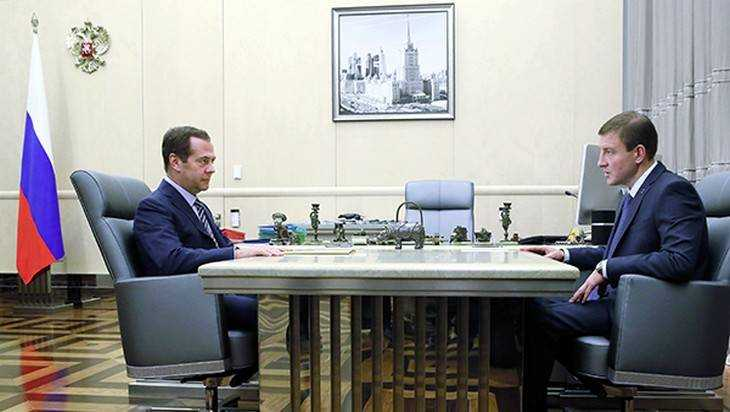 Медведев назначил Турчака исполняющим обязанности секретаря генсовета «Единой России»