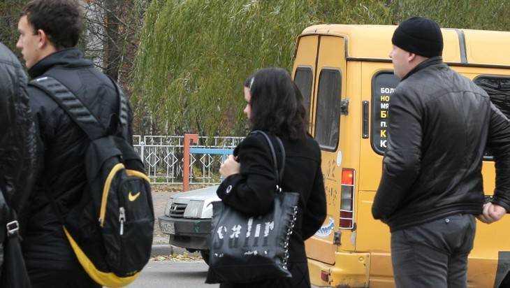 Власти решили вытеснить маршрутки из центра Брянска