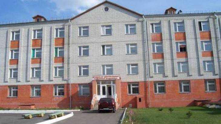 Брянская районная больница отметила 120-летие