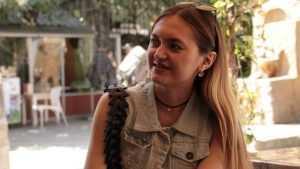 Мария Сиверкина из Брянска познала с грузином шоу-любовь «без границ»