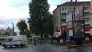 В Брянске офис «Райффайзенбанка» эвакуировали из-за угрозы взрыва