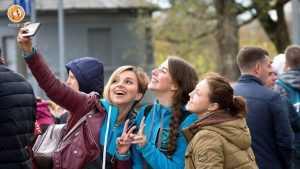 Брянские студенты отправились на всемирный молодежный фестиваль