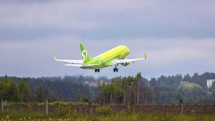 Из Брянска в Москву самолеты полетят со 2 ноября