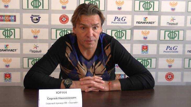 Тренер Юран сделал оскорбительное заявление о брянском стадионе