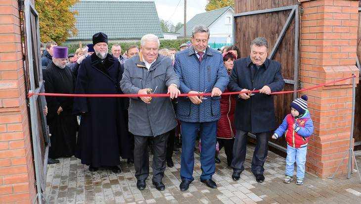 В Брянской области открылся экологический образовательный центр