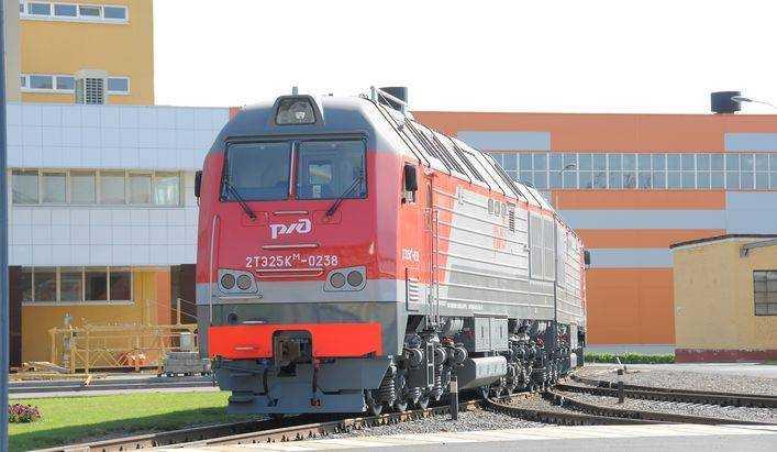 Установочную серию магистральных грузовых тепловозов БМЗ увеличили до 400