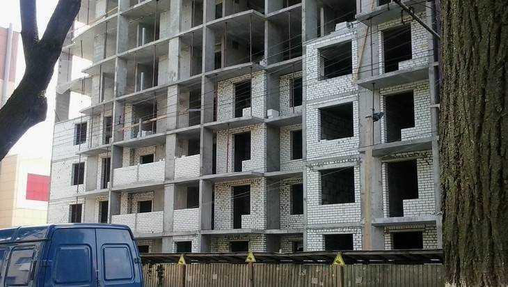 Брянские строители задолжали казне за землю больше 10 млн рублей