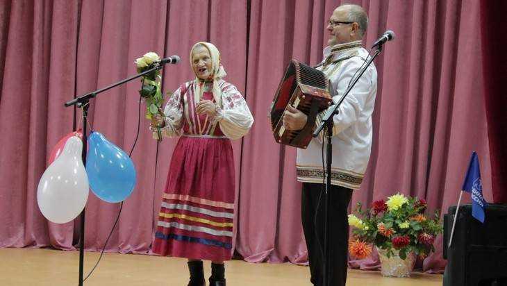 В Рогнединском районе после ремонта открыли Снопотской дом культуры