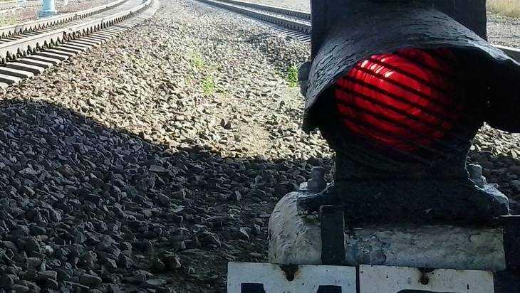 В Брянске на две недели закроют переезд на станции Орджоникидзеград