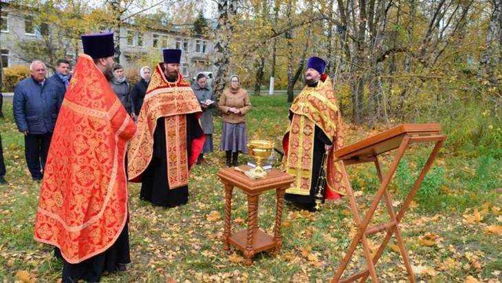 Возле Брянской горбольницы №4 построят храм во имя княгини Елисаветы