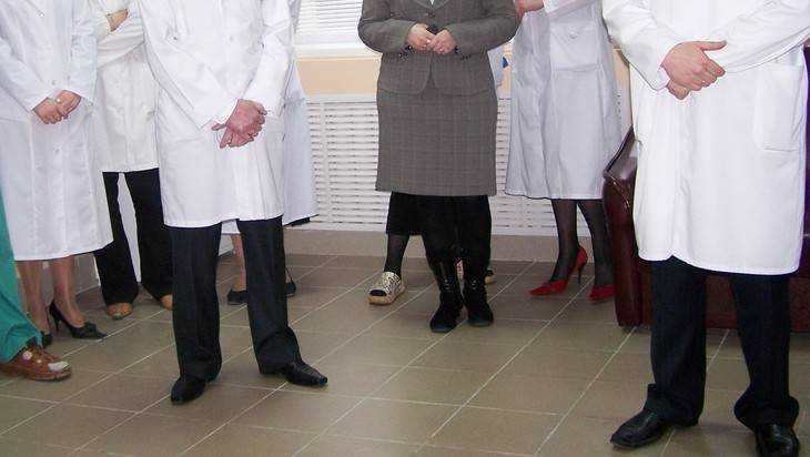 Руководство брянской больницы отвергло обвинения во взяточничестве