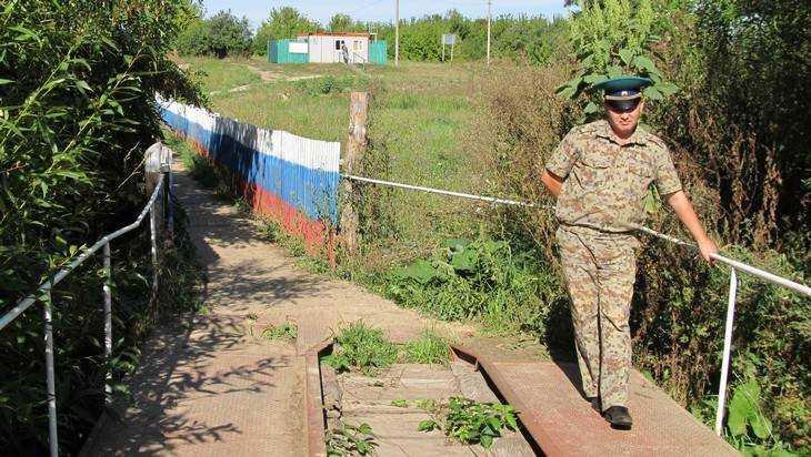 Брянские пограничники задержали пробиравшегося в Россию украинца