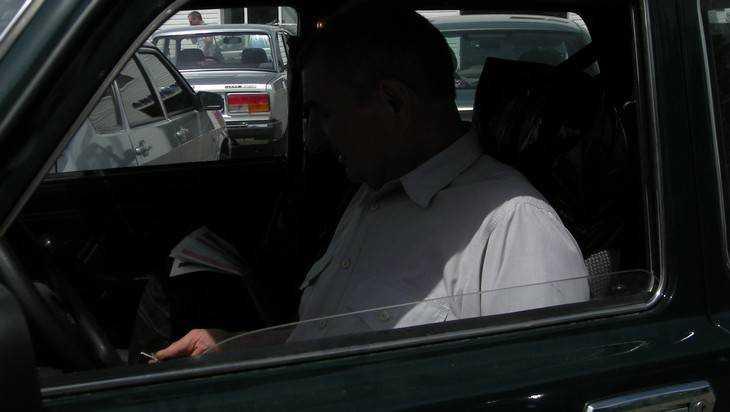 Брянская полиция задержала мычащего угонщика